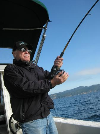 D and D Fishing Charters: Fishing with D and D Charters