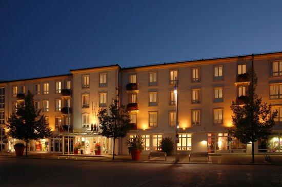 Hotel Lindacher Hof Garni: Hotel Aussenansicht