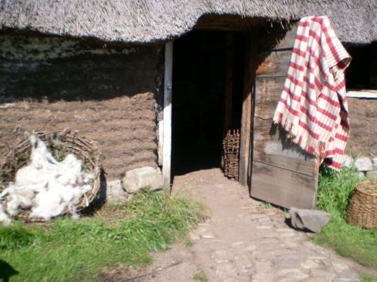 Kincraig, UK: Highland Folk Museum (Eintritt frei) Newtonmore