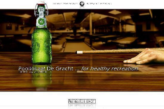 Poollokaal De Gracht: for healthy recreation