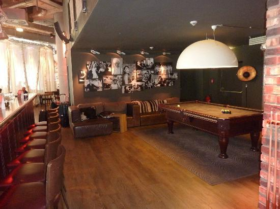 pentahotel Vienna: un autre salon