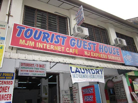 Do NOT go to Tourist Guest House Georgetown