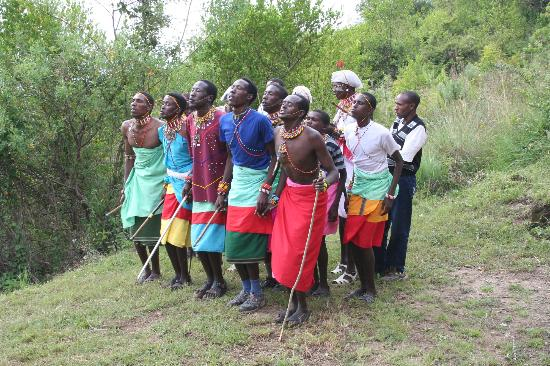 Maralal - Ngari Hill Guesthouse: Samburu