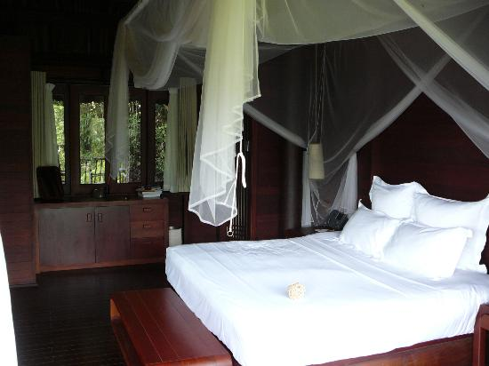 L'Alyana Ninh Van Bay: our hilltop bedroom