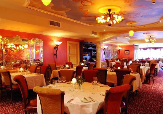 Il Lago: Restaurant