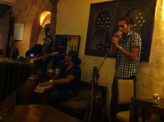 Dar Dayana: amazing band played that night
