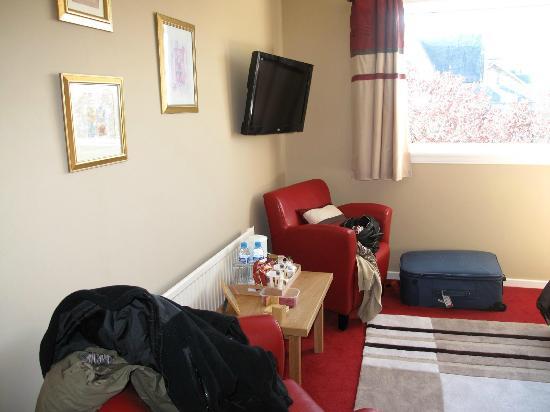Fonthill Bed & Breakfast: Nuestra preciosa habitación