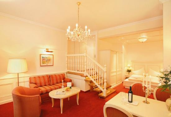 Grand Suite - Picture of Grand Hotel Zell am See, Zell am See ...