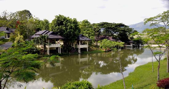 Suansawan Resort Chiang Mai: The Lake
