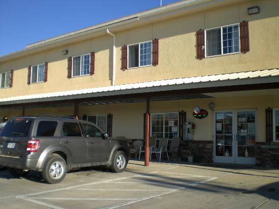 Grand Staircase Inn: Vista del motel