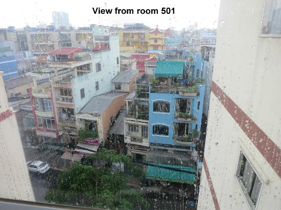 Ava Saigon 2: View from Room 501
