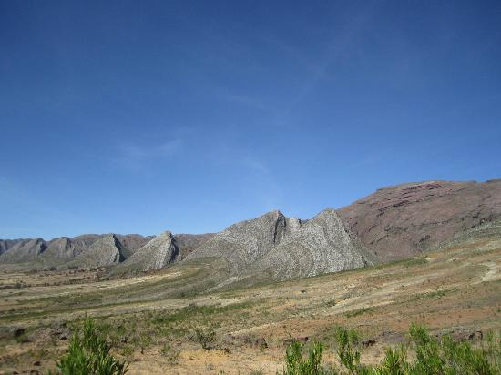 Potosi, Bolivia: Parque Nacional Torotoro