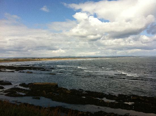 Museum of the University of St Andrews: View from museum