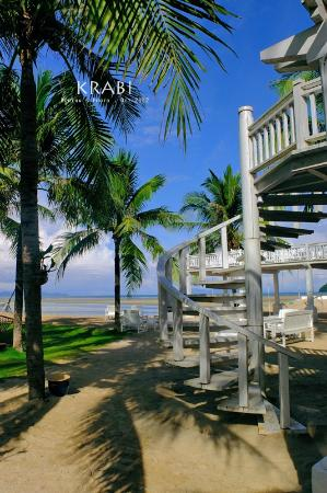 Anantara Si Kao Resort: beach house