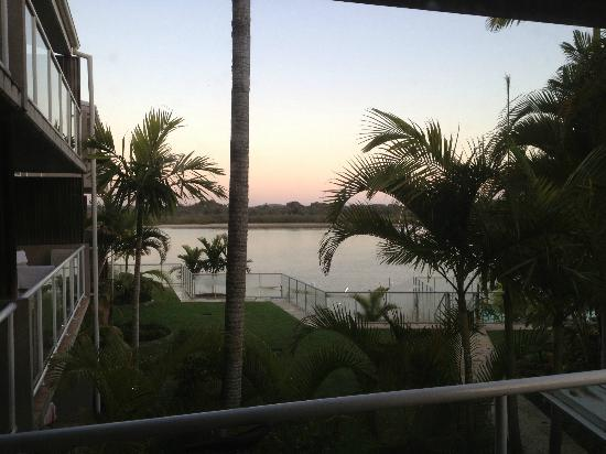 Noosa Shores Resort: Great view