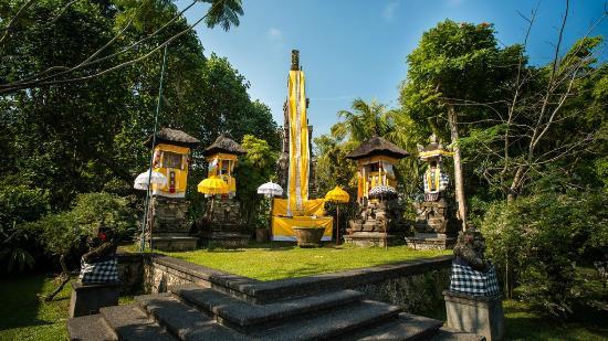 The Chedi Club Tanah Gajah, Ubud, Bali – a GHM hotel: Resort Temple