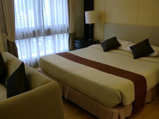 Chateau de Bangkok: 使いやすい部屋