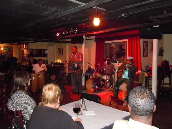 Jackson, MS: band