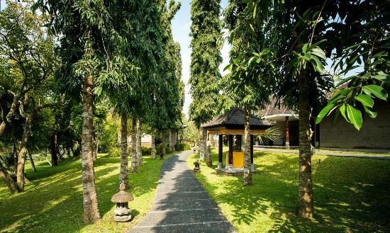 The Chedi Club Tanah Gajah, Ubud, Bali – a GHM hotel: Pathway