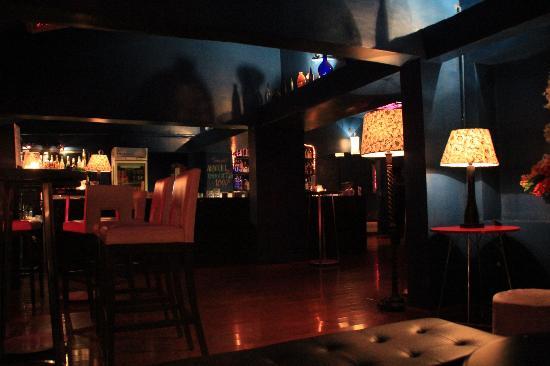 Vasco's : Indoor Lounge