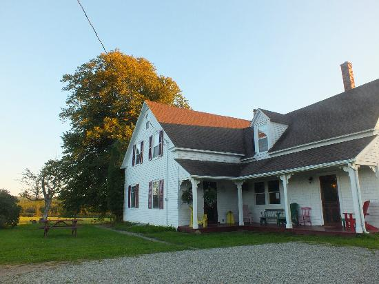 Clayton Farm Bed & Breakfast: Clayton Farm B & B