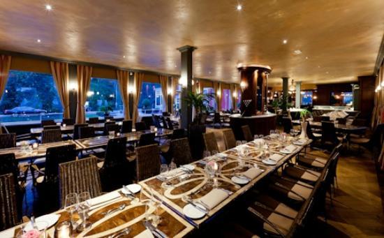 Berg en Terblijt, Pays-Bas : Restaurant