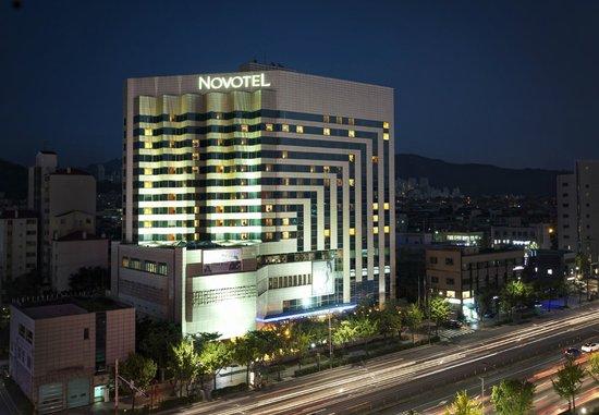Novotel Ambassador Seoul Doksan: Exterior