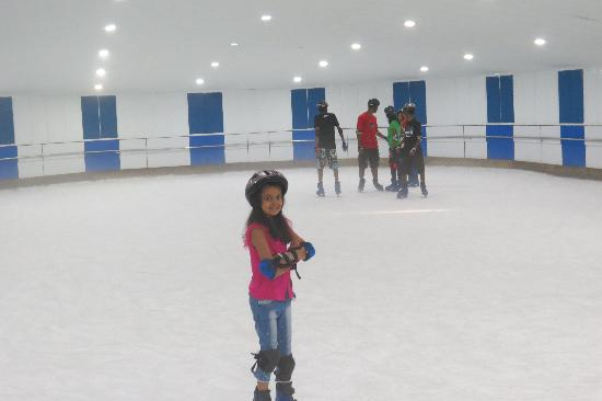 Snow world picture of essel world mumbai tripadvisor essel world snow world gumiabroncs Choice Image