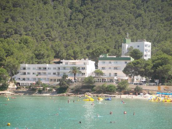 El Pinar Aparthotel: hotel el pinar