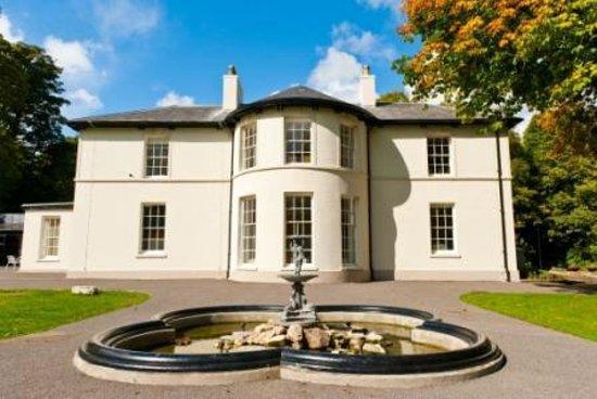 Tredegar, UK: Bedwellty House