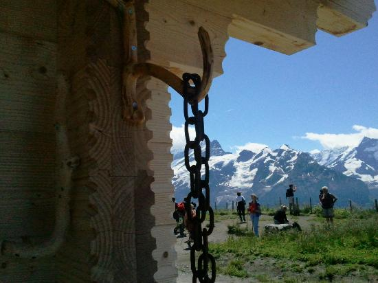 Grindelwald, Swiss: Picnic time
