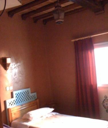 Zaghro Hotel: room detail