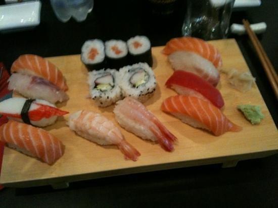 Susy Sushi: sushi 15 pezzi