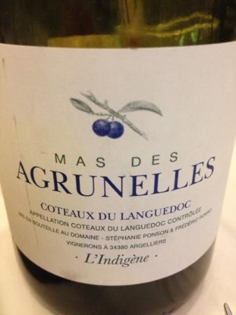 Les Diables au Thym: the wine!
