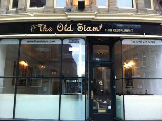 old siam picture of the old siam newcastle upon tyne tripadvisor. Black Bedroom Furniture Sets. Home Design Ideas