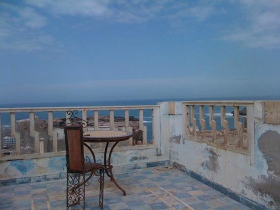Riad El Mess: View from the terrace