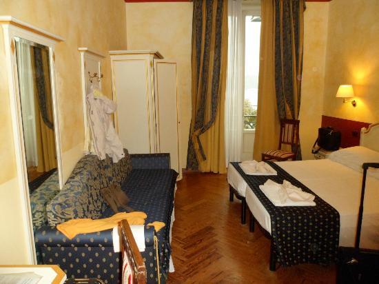 Grand Hotel Britannia Excelsior: Room 17