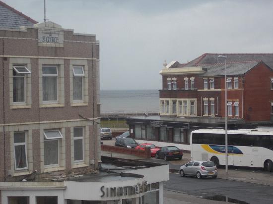 Stuart Hotel: Sea view!