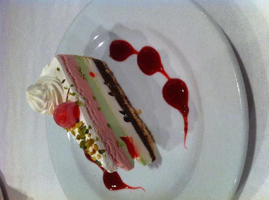 Finbars Italian Kitchen: Dessert