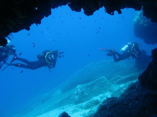 Paesino Diving Center: Diving in Tinos