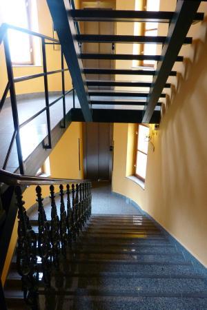 Bohemia Plaza Residence: Холл