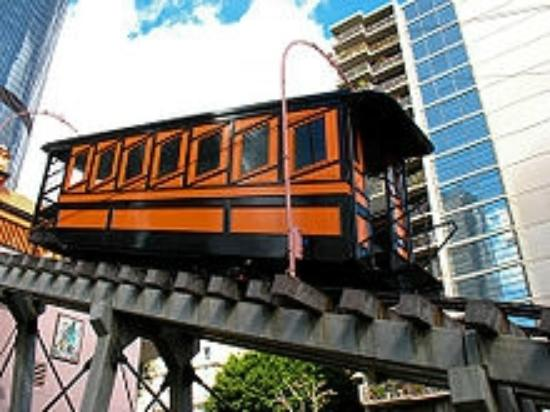 Monterey Inn: NOB HILL LOS ANGELES ANGELS FLIGHT  15 MINUTES
