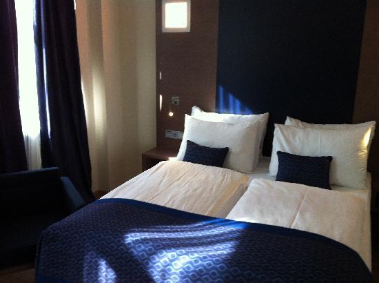 FourSide Hotel City Center Vienna: 3 Stock - Blaue Etage