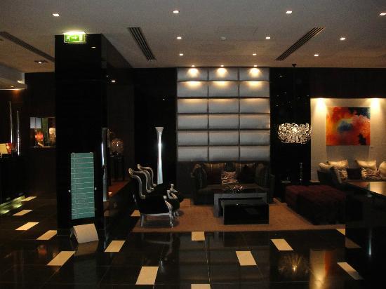 Eurostars Das Letras Hotel: Lobby