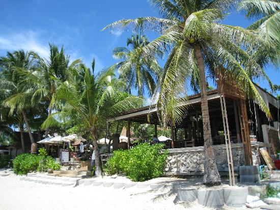 Thai House Beach Resort: Restaurant