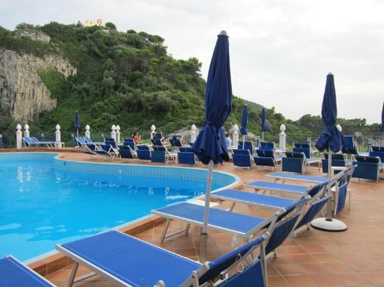 Hotel Delfino: Pool