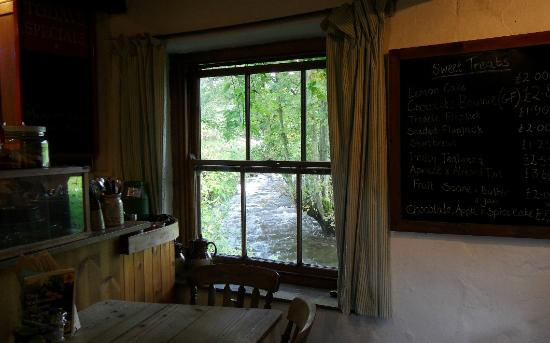 Tea Room at The Watermill: The view