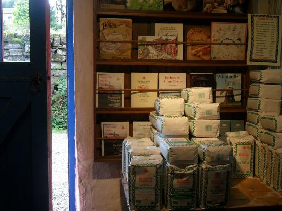 Tea Room at The Watermill: Home ground flours