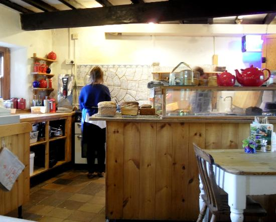 Tea Room at The Watermill: Meals prepared with loving attention