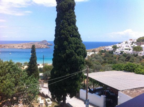 Med East : Panorama dalla terrazza